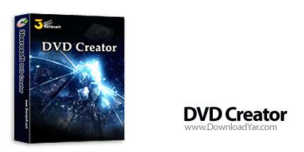 دانلود 3herosoft DVD Creator v3.6.8.0922 - نرم افزار ساخت دی وی دی فیلم