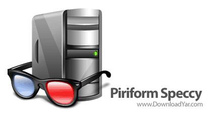 دانلود Piriform Speccy v1.05.183 - نرم افزار نمایش مشخصات دقیق سیستم