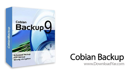 دانلود Cobian Backup v10.1.1.809 - نرم افزار پشتیبان گیری از اطلاعات