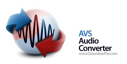 دانلود AVS Audio Converter v6.2.1.441 - نرم افزار تبدیل فایل های صوتی