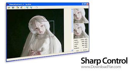 دانلود Sharp Control v1.1 - نرم افزار ویرایش تصاویر