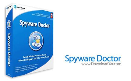 دانلود PC Tools Spyware Doctor v8.0.0.605 - نرم افزار مقابله با جاسوس افزار ها