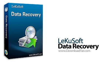 دانلود LeKuSoft Data Recovery v1.0.0.2 - نرم افزار بازیابی فایل های پاک شده