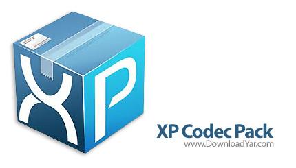 دانلود XP Codec Pack v2.5.1 - کدک های پخش فرمت های مختلف صوتی و تصویری در ویندوز ایکس پی