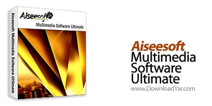 دانلود Aiseesoft Multimedia Software Ultimate v5.0.36 - مجموعه نرم افزار های مالی مدیا