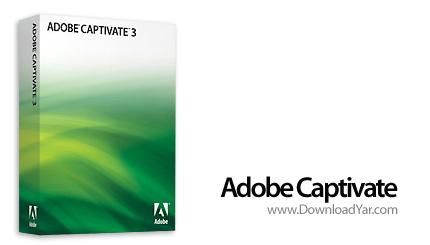 دانلود Adobe Captivate v3.0.0.580 - نرم افزار ساخت حرفه ای آموزش های مجازی