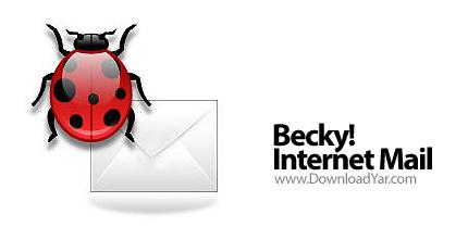 دانلود RimArts Becky! Internet Mail v2.56.01 - نرم افزار مدیریت ایمیل ها