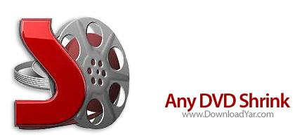 دانلود Any DVD Shrink v1.2.7 - نرم افزار مدیریت کامل بر دیسک ها