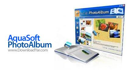دانلود AquaSoft PhotoAlbum v3.0.05 - نرم افزار خلق آلبوم های جذاب دیجیتالی