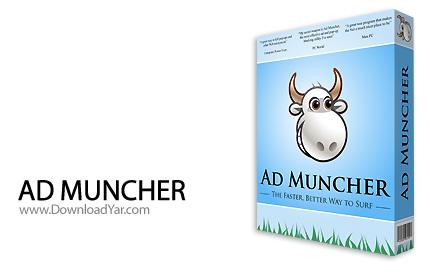 دانلود Ad Muncher v4.81.31376 Final - نرم افزار جلوگیری از باز شدن پنجره های تبلیغات اینترنتی