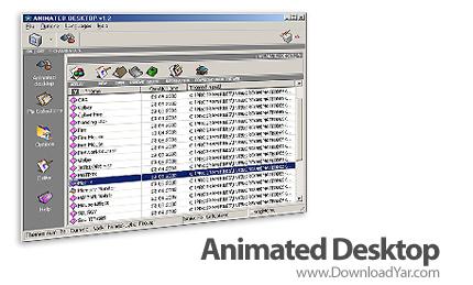 دانلود Interlore Animated Desktop v1.2 - نرم افزار نمایش انیمیشن در بک گراند ویندوز