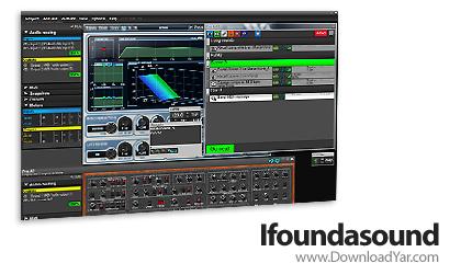 دانلود Ifoundasound Pro v2.0 - نرم افزار آرشیو آهنگ و جستجوی موسیقی