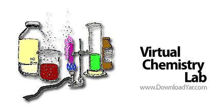 دانلود Virtual Chemistry Lab v2.0 - نرم افزار انجام آزمایش های شیمی