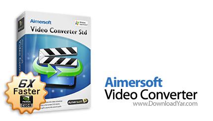 دانلود Aimersoft Video Converter Pro v4.0.3.0 - نرم افزار ویرایش و تبدیل ویدئو ها