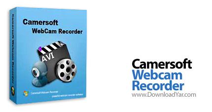 دانلود Camersoft Webcam Recorder v2.2.3 - نرم افزار ضبط تصاویر وب کم