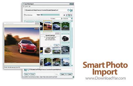 دانلود Smart Photo Import v1.8.7 - نرم افزار مدیریت حرفه ای تصاویر