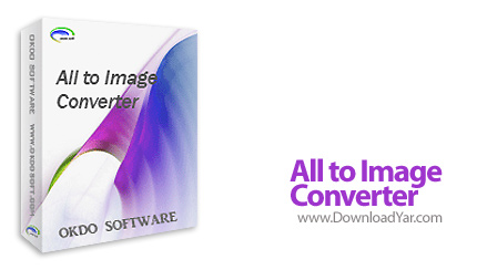 دانلود Okdo All to Image Converter Professional v3.8 - نرم افزار تبدیل فرمت های مختلف به تصویر