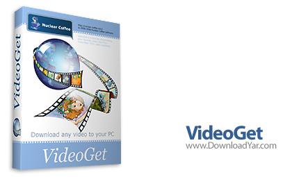 دانلود Nuclear Coffee VideoGet v4.0.2.56 - نرم افزار دانلود انواع ویدئو و موزیک آنلاین