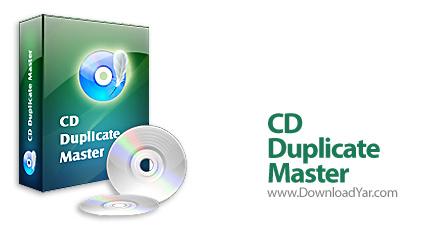 دانلود CD Duplicate Master v1.0.0.1128 - نرم افزار کپی و رایت آسان انواع سی دی ها