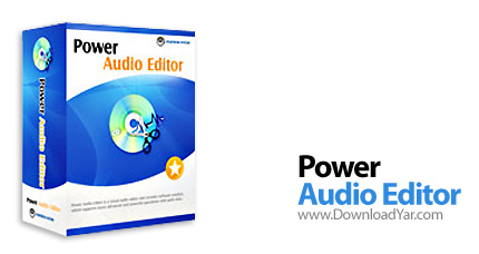 دانلود Power Audio Editor v7.4.3.207 - نرم افزار ویرایشگر حرفه ای موزیک