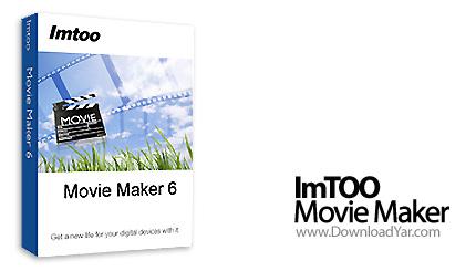 دانلود ImTOO Movie Maker v6.0.4 Build 0810 - نرم افزار ویرایش و تدوین فایل های ویدیویی