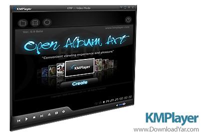 دانلود KMPlayer v3.0.0.1438 - نرم افزار پخش انواع فایل های تصویری