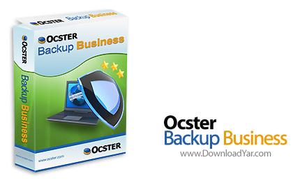 دانلود Ocster Backup Business v1.04 - نرم افزار  تهیه نسخه پشتیبان