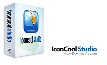 دانلود IconCool Studio Pro v7.22.100818 - نرم افزار طراحی آیکون