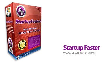دانلود Startup Faster v3.0.9 - نرم افزار مدیریت برنامه های استارت آپ