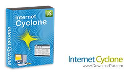 دانلود Internet Cyclone v2.03 - نرم افزار افزایش سرعت اینترنت