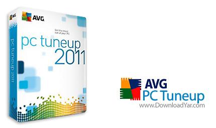 دانلود AVG PC Tuneup 2011 v10.0.0.20 - نرم افزار بهینه سازی