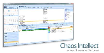 دانلود Chaos Intellect v3.0.4.3 - نرم افزار مدیریت بر ایمیل های خود