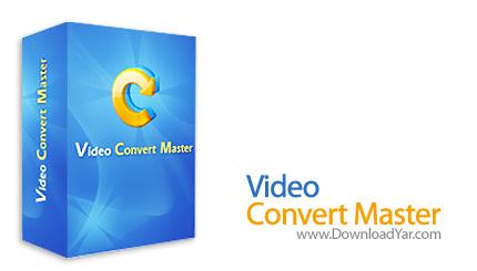 دانلود Video Convert Master v11.0.11.27 - نرم افزار تبدیل فیلم های غیر قابل تبدیل و پخش در ویندوز