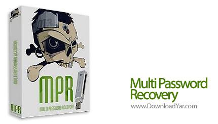 دانلود Multi Password Recovery v1.2.2 Multilingual - نرم افزار بازیابی پسورد نرم افزارهای مختلف