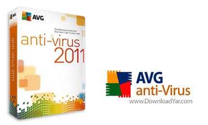 دانلود AVG Anti-Virus 2011 v11.20 Build 3152 - نرم افزار آنتی ویروس قدرتمند