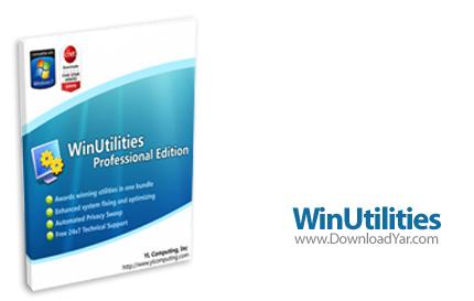 دانلود WinUtilities Professional v9.82 - نرم افزار بالا بردن سرعت عملکرد ویندوز سیستم