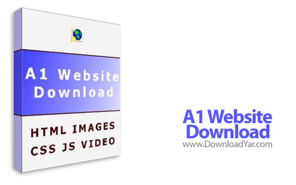 دانلود Microsys A1 Website Download v2.3.1 - نرم افزار ذخیره سازی فایل ها و صفحات وب سایت