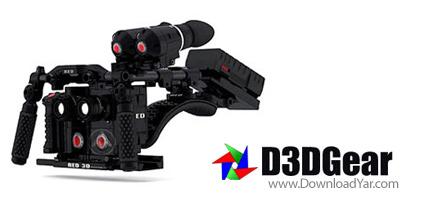 دانلود D3DGear v3.88.1263 - نرم افزار ضبط تصویر از محیط بازی های سه بعدی
