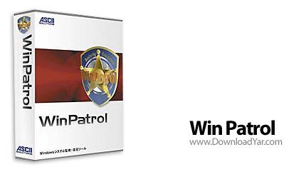 دانلود Win Patrol 2010 PLUS v19.1.2010.0 - نرم افزار نهایت امنیت سیستم
