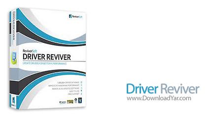 دانلود Driver Reviver v3.1.648.8165 - نرم افزار یافتن آسان آپدیت درایورها