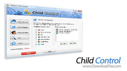 دانلود Hidetools Child Control v5.7 - نرم افزار کنترل فرزندان در رایانه