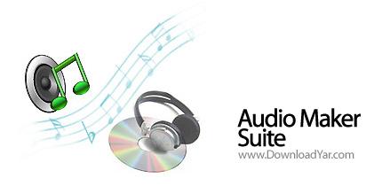 دانلود Xilisoft Audio Maker Suite v3.0.49.1231 - نرم افزار تبدیل، ریپ و رایت موزیک