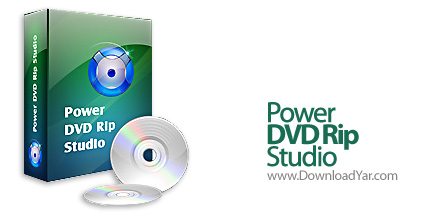 دانلود Power DVD Rip Studio v1.1.7.299 - نرم افزار ریپر قدرتمند دی وی دی ها