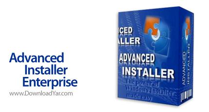 دانلود Advanced Installer Enterprise v8.0.1.31583 - نرم افزار تهیه و ساخت فایل های Setup