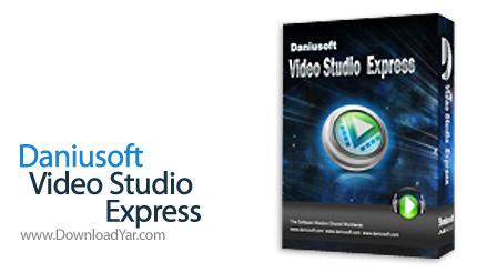 دانلود Daniusoft Video Studio Express v1.0.0.6 - نرم افزار ویرایش حرفه ای ویدئو ها