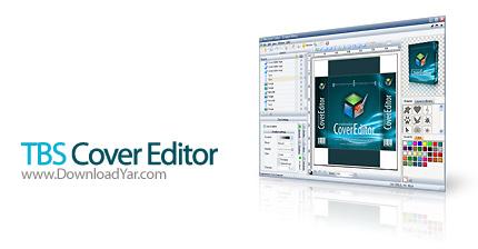 دانلود TBS Cover Editor v2.1 - نرم افزار طراحی باکس، لیبل و جعبه های سه بعدی برای محصولات