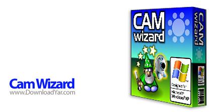 دانلود Cam Wizard v9.05 - نرم افزار مونیتورینگ و دزدگیری با وبکم