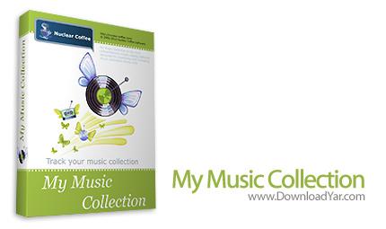 دانلود Nuclear Coffee My Music Collection v1.0.0.11 - نرم افزار کلکسیون، مرتب سازی و مدیریت آهنگ ها