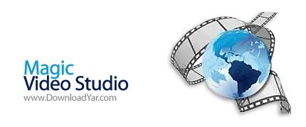 دانلود Magic Video Studio v8.4.9.119 - نرم افزار بسته ای برای کار با فایل های چندرسانه ای