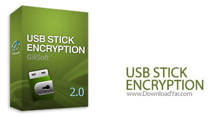 دانلود GiliSoft USB Stick Encryption v.2.0 - نرم افزار رمزگذاری بر روی فلش مموری